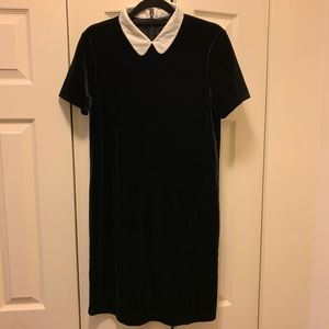 New without tag Armani Exchange velvet dress